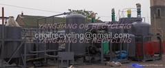 廢機油再生基礎油煉製系統