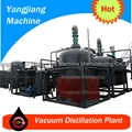 YJ Used Motor Gasoline Engine Oil Filtration Plant