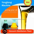 TY-Series Used Oil Vacuum Distilling/Recycling/Filtrating Machine