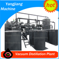 Waste Lube/Engine/Motor Oil Recycle Distilling Plant by Vacuum
