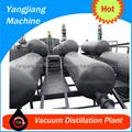 Used Motor Engine Oil Regeneration and