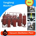YJ Used Car Lube Oil Recycle Plant by