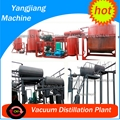 Used Lube Engine Oil Refining Machine
