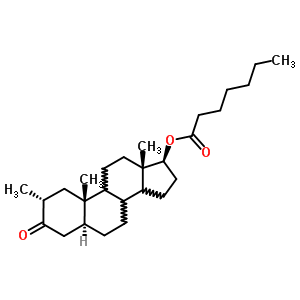 Drostanolone Enanthate  1