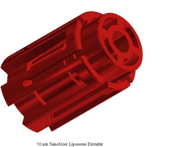 美國T&T科技公司 NanoSizer系列一次性擠出器-單件 1