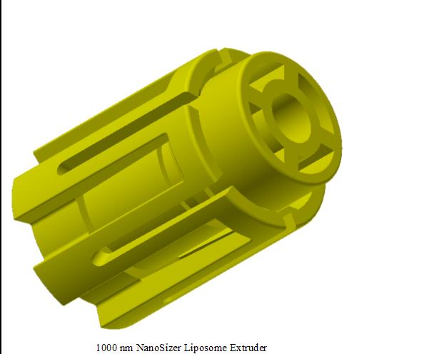 美國T&T科技公司 NanoSizer系列一次性擠出器-單件 2