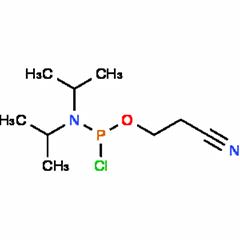 2-氰乙基 N,N-二异丙基氯代亚磷酰胺