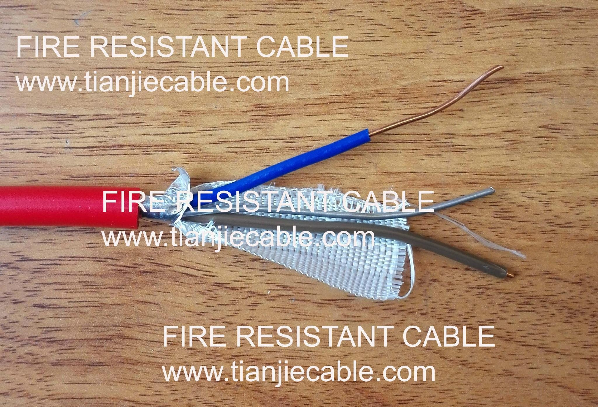 Fire Flex Resistant Cable PH30 2×1.5mm2