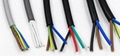 RVV cable, Copper Conductor PVC insulated PVC Sheathed Round Cable