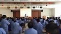 天杰实业2017年安全应急救护、逃生知识培训及演练活动