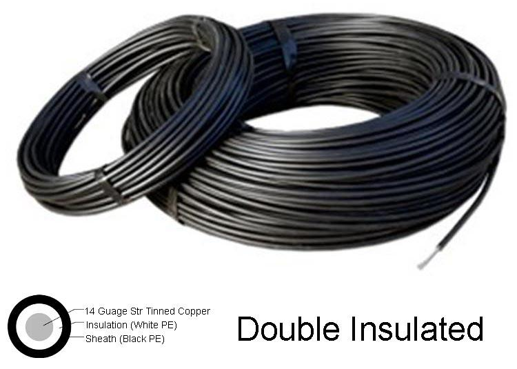 Electric Fence High-voltage connection wire