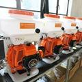 Gasoline Knapsack Mist Duster Sprayer 3WF-20G 5