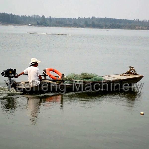 Gasoline 4 Stroke Outboard Engine 4
