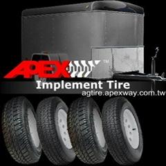 Car Trailer Tire