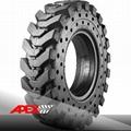 Telehandler Solid Tire 2