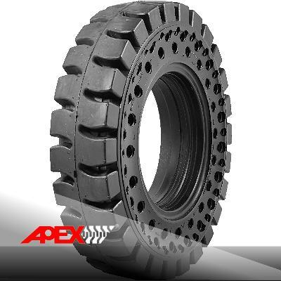 Telehandler Solid Tire 3