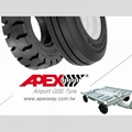 Airport Ground Support Equipment Tire