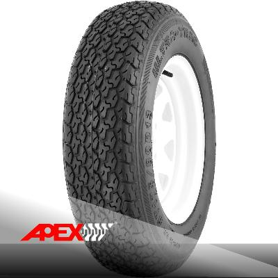 Special Trailer Tire 2
