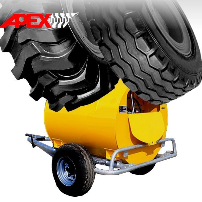 Farm Implement Trailer Tire 1