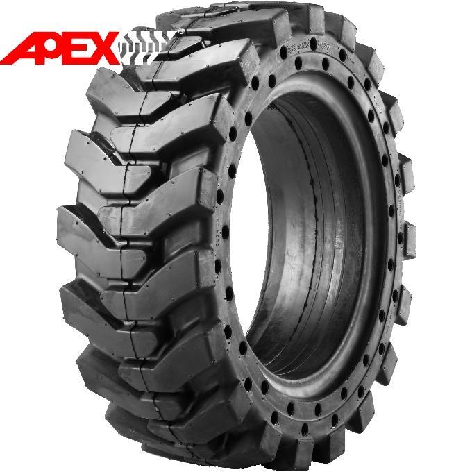 Skid Loader Solid Tire 2