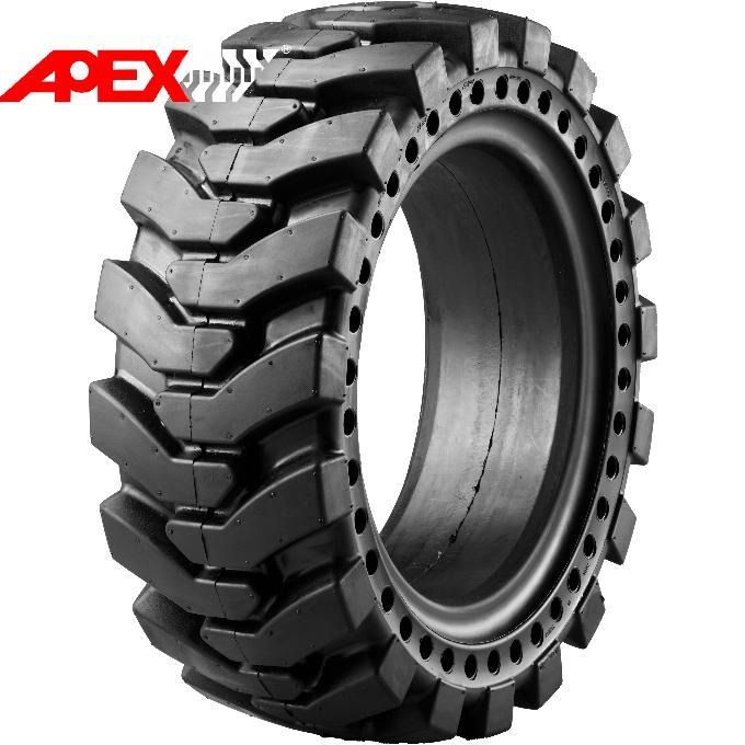 Skid Loader Solid Tire 3