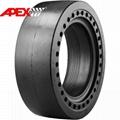 Skid Loader Solid Tire 4