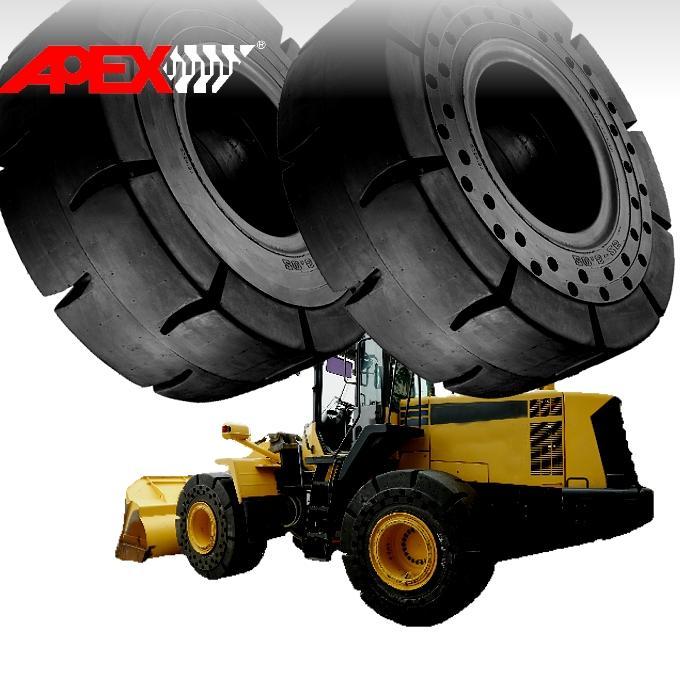 Wheel Loader Solid Tire 1