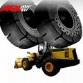 Wheel Loader Solid Tire