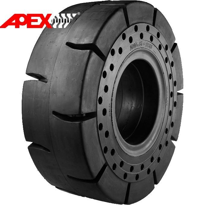 Wheel Loader Solid Tire 2