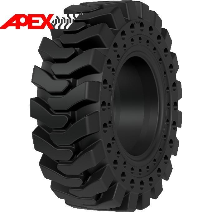 Wheel Loader Solid Tire 3