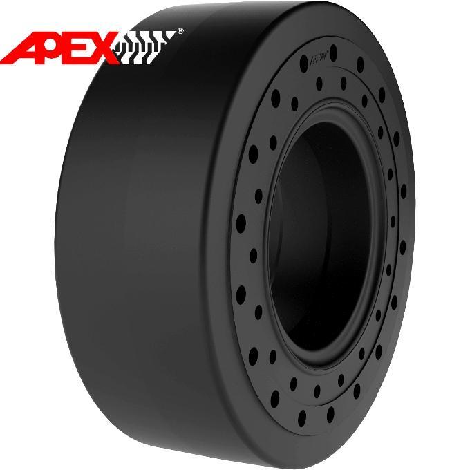 Wheel Loader Solid Tire 4