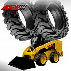 Skid Loader Solid Tire