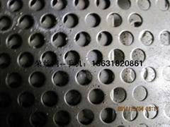 铁板冲孔网板