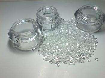 供应中国石化PETG 非晶性 FG702 化妆瓶材料 破尿酸注射针筒 高透明 3