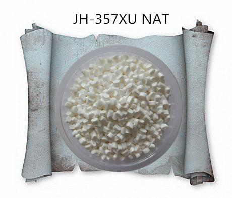 Jh-357xu flame retardant UV PC/PBT electronic components materials 1