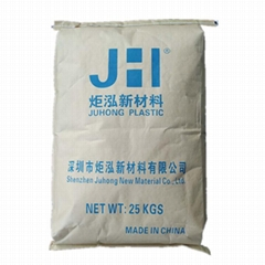 Super tough and cold resistant PC/PBT Shenzhen Ju Hong JH5220U high chemical