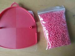 代理韓國曉星POK M335AR5FV 紅色POK塑膠顆粒