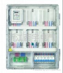 單相六表電表箱(電子)