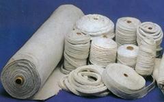Fire Resistance Materials, Ceramic Fiber