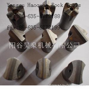 taper rock drilling tools 1