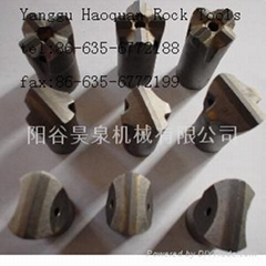 taper rock drilling tools