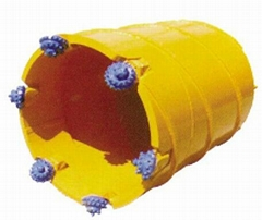 Core Barrel With Roller Bits (Hot Product - 1*)