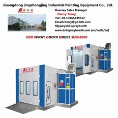 Spray Booth Manufacturer