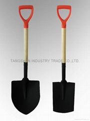 S503-4SY and S512-5SY Peru Style Shovels