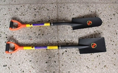 S525 and S526, Shovel with Plastic Handle