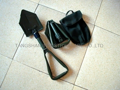 S522, All Metal Folding Shovel