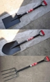 All Steel spade 1