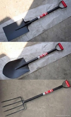 All Steel spade