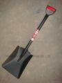 All Steel spade 4
