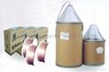 CO2 gas-shielding welding wires
